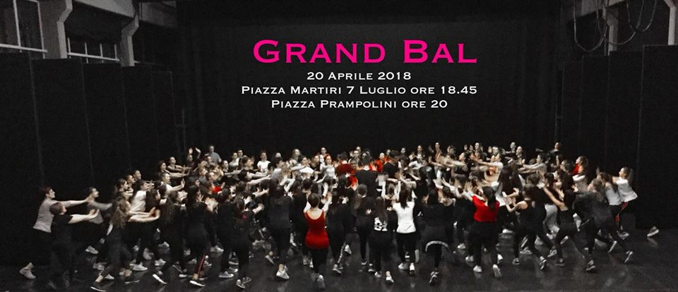 GRAND BAL – 20 Aprile