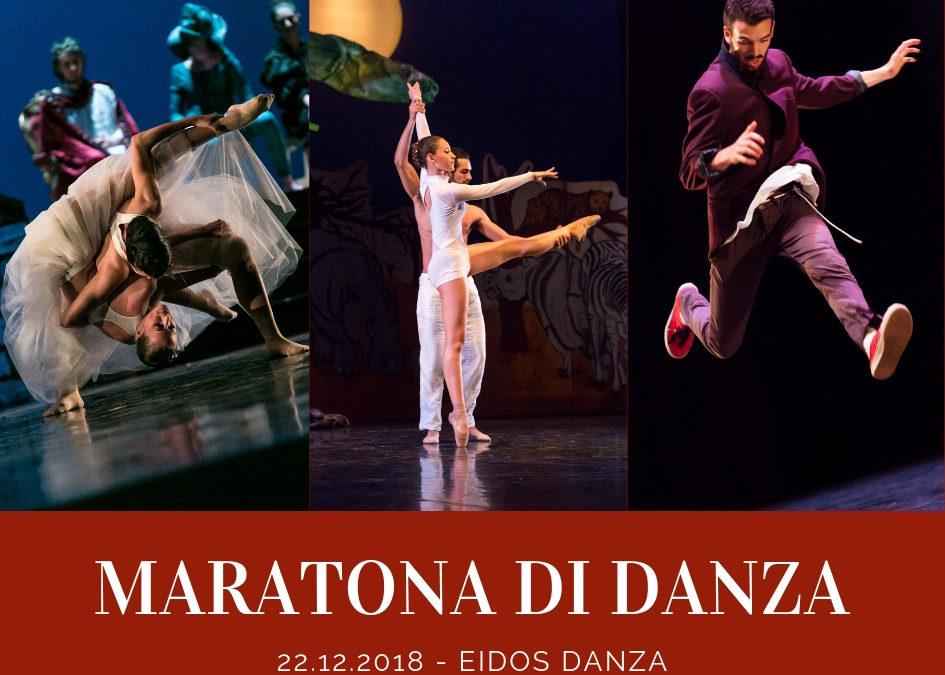 Maratona di Danza – 22.12.2018