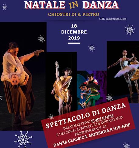 Natale In Danza – 18 Dicembre 2019