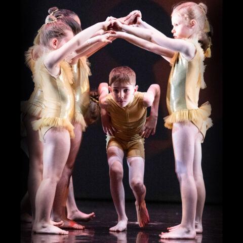 Danza Moderna Bambini
