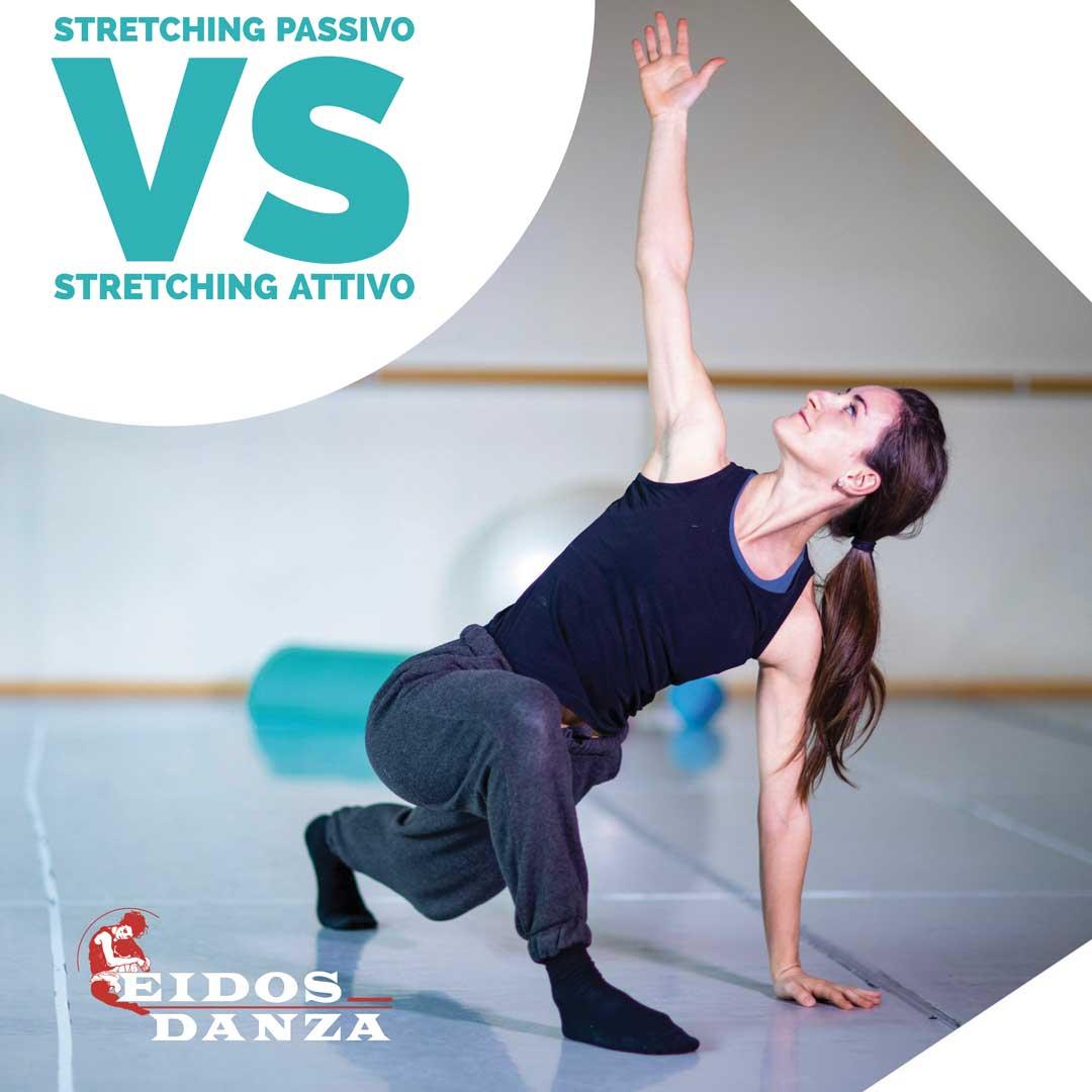 stretching attivo o passivo