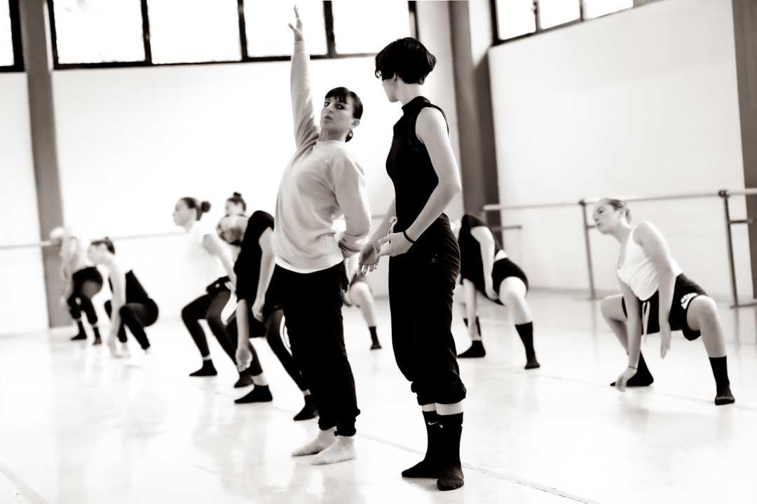 stretching-danza