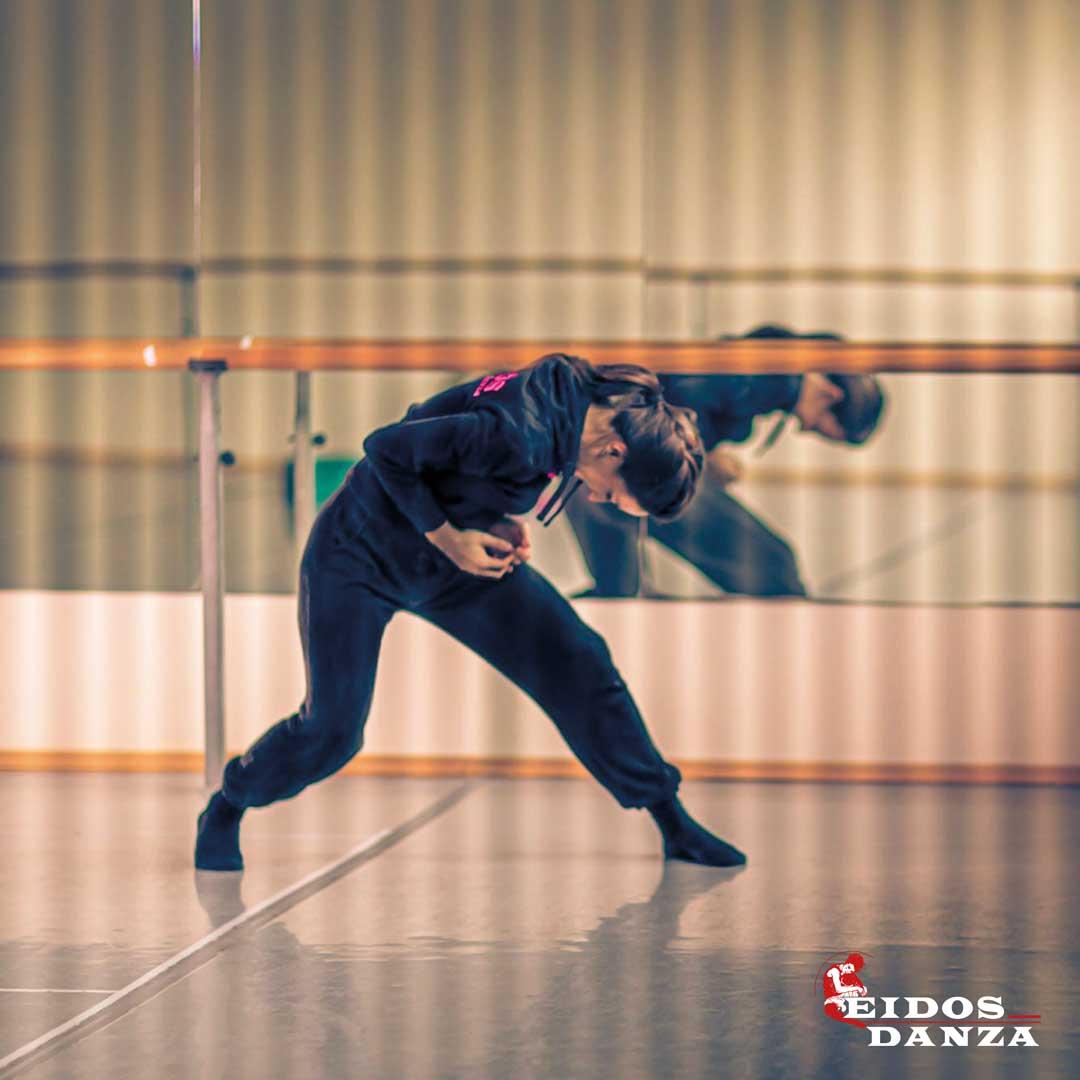 danza moderna gesto quotidiano